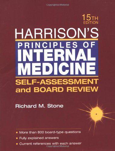 Harrisons Principles Of Internal Medicine 19th Edition Pdf