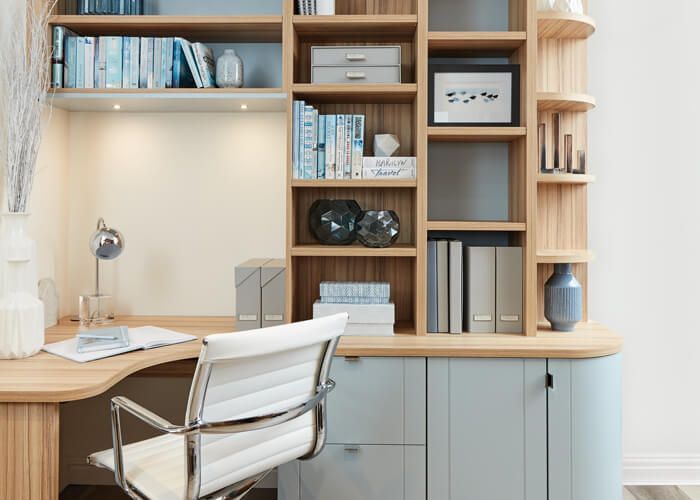 Fitted Home Office Furniture images