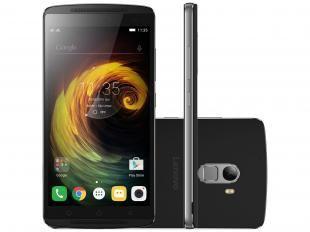 "Smartphone Lenovo Vibe A7010 32GB Dual Chip 4G - Câm. 13MP + Selfie 5MP 5.5"" Octa-Core Android 5.1"