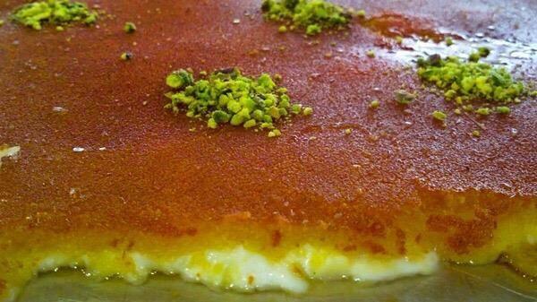 كنافة ناعمة Recipes Food Desserts