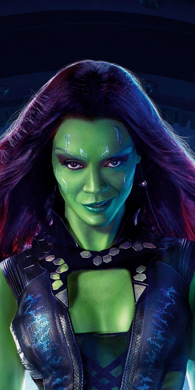Pin On Gamora