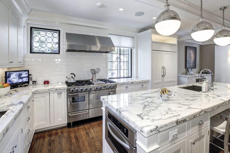 Mark Mcfadden Presents 2446 Belmont Rd Nw Washington Dc 20008 Kitchen Marble Marble Countertops Price White Granite Kitchen