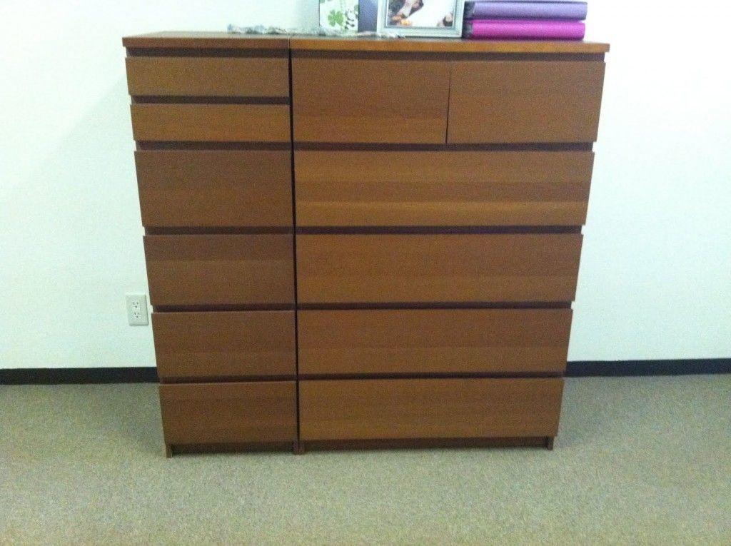 Ikea Malm 4 Drawer Dresser Malm Dresser Ikea Malm Ikea Malm