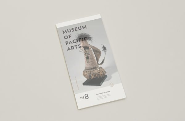 Museum Of Pacific Arts by Kevin Tran, via Behance