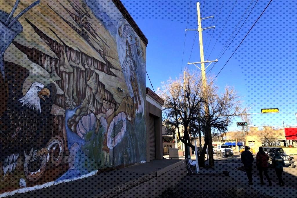 New Santa Fe Museum Struggles With Displacing a Historic Chicano Mural If this Chicano mural is go