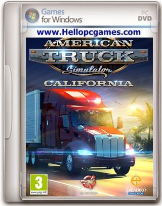 American Truck Simulator Game File Size: 1 03 GB System