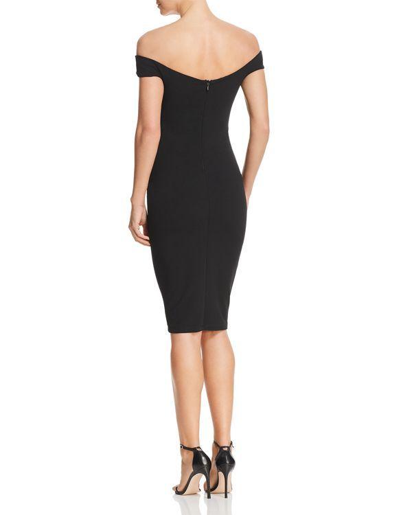 Nookie Elena Off the Shoulder Dress archived | Dresses