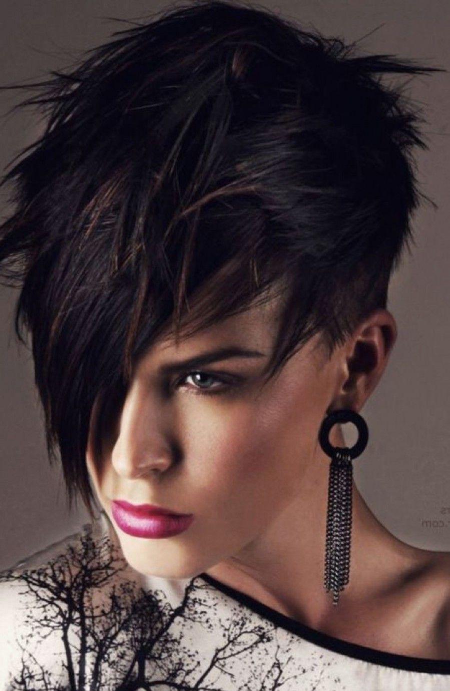 Awesome Ausgefallene Frisuren Mit Undercut Ausgefallene Frisuren Haarschnitt Kurze Haare Haarschnitt Kurz