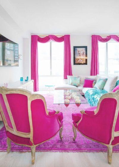 SOHO I | Think Pink | Pinterest | Soho, Living rooms and Room