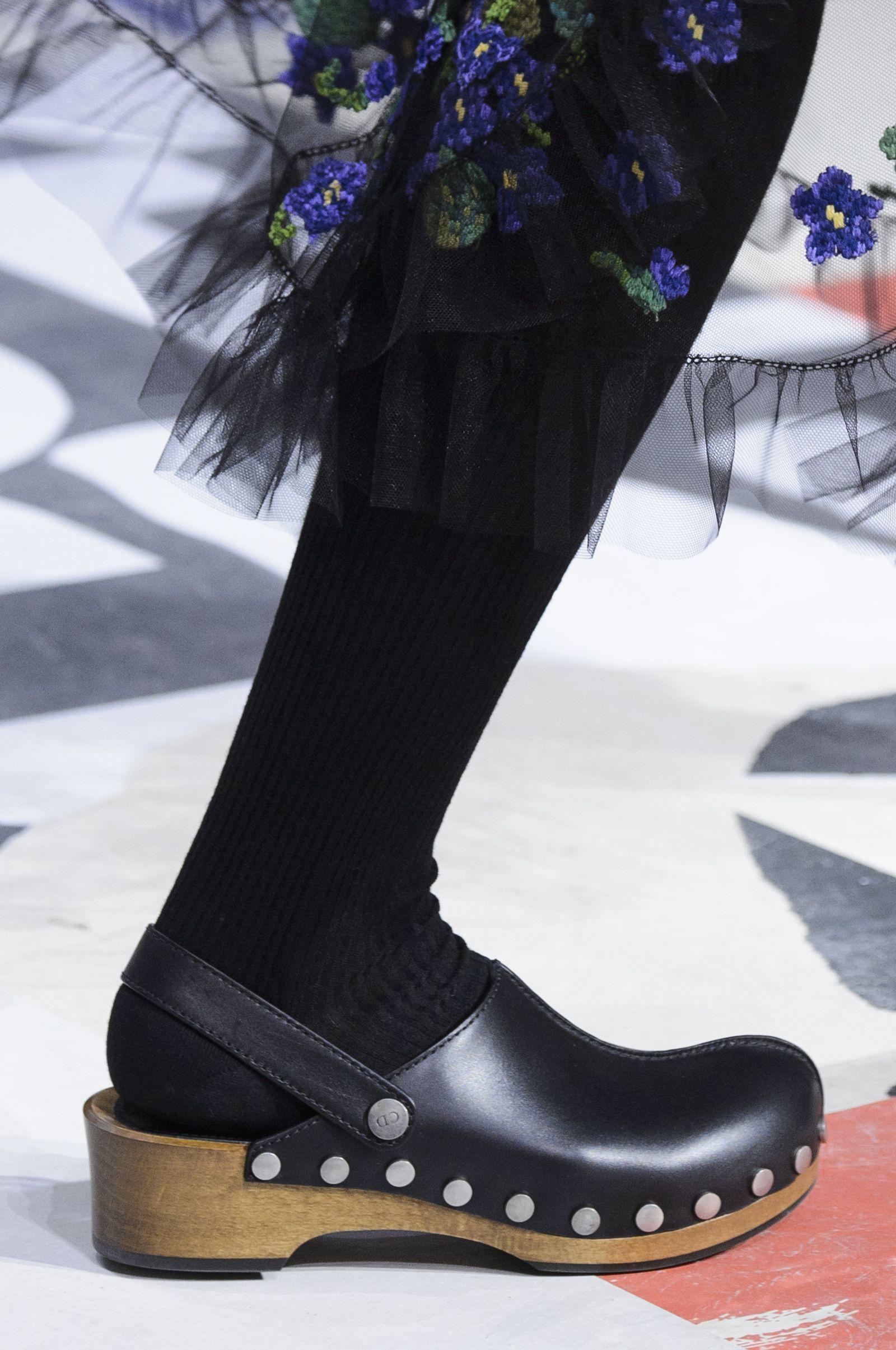 0f3f4410c4 Le scarpe di moda per l'Autunno Inverno 2018 2019 viste alle sfilate sono i