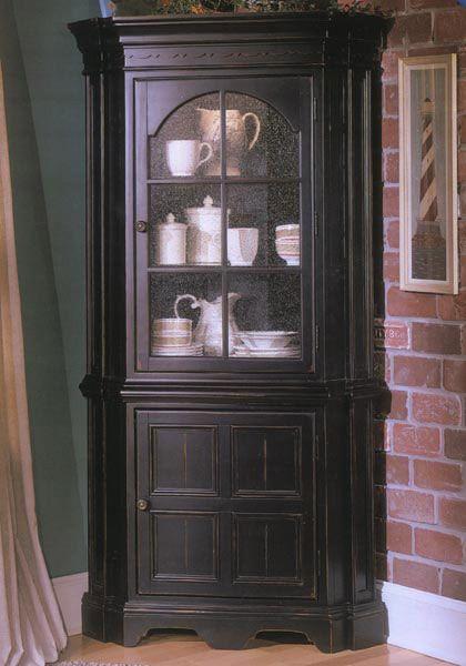 black corner cabinet | corner cabinet | LCD & Plasma TV Stands ...
