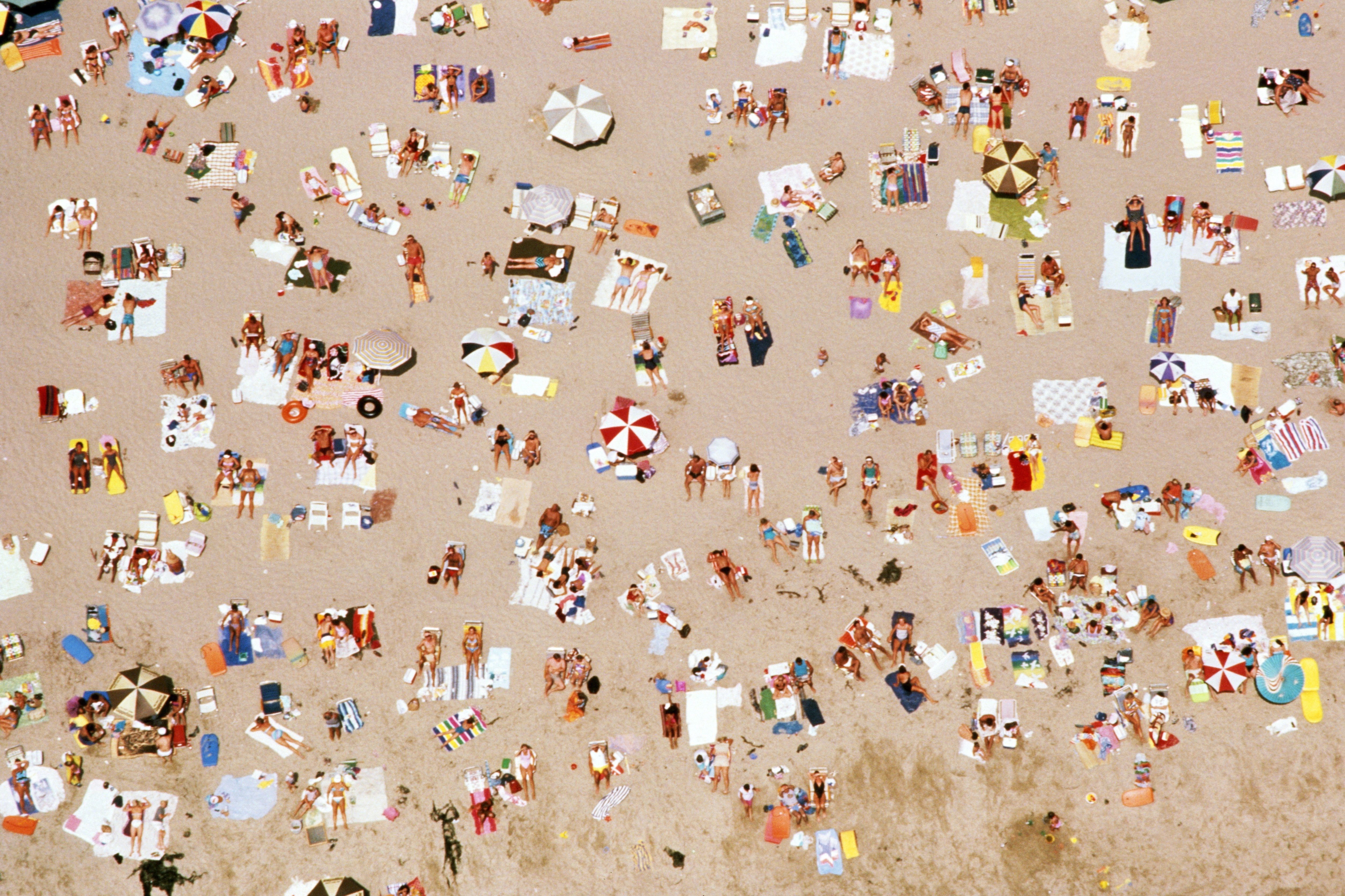 13 Stunning Aerial Photographs of Beaches Beach, Cool