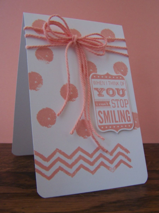 Work of Art by Stampin' Up!