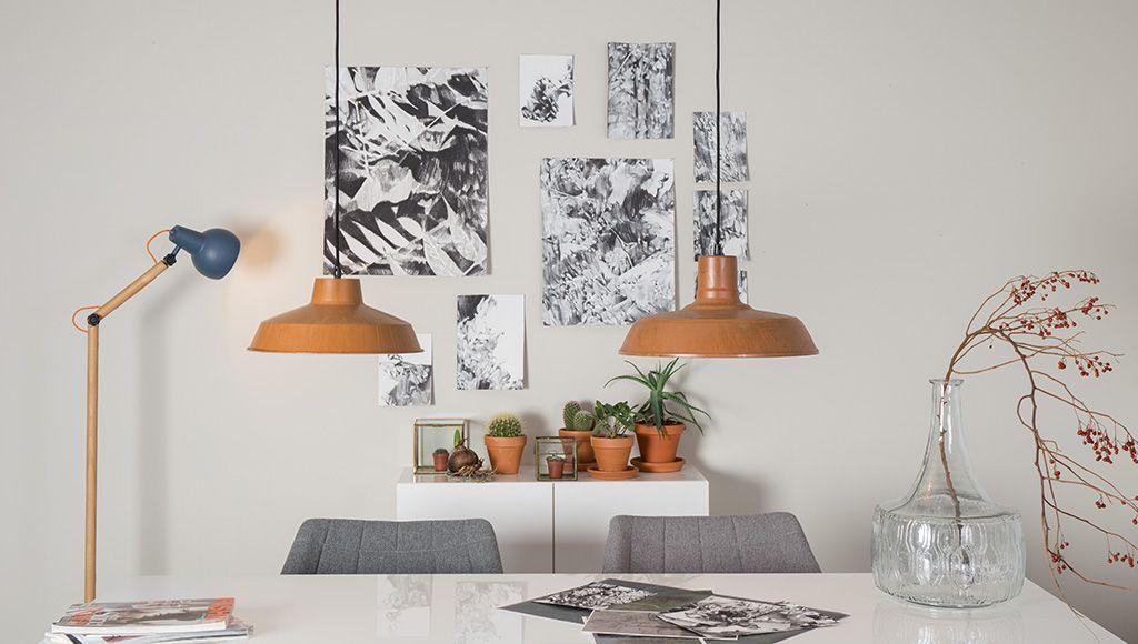 Arrangements Wie Collagen An Der Wand Oder Eine Sammlung An Kakteen Sind  Beliebte Einrichtungsideen