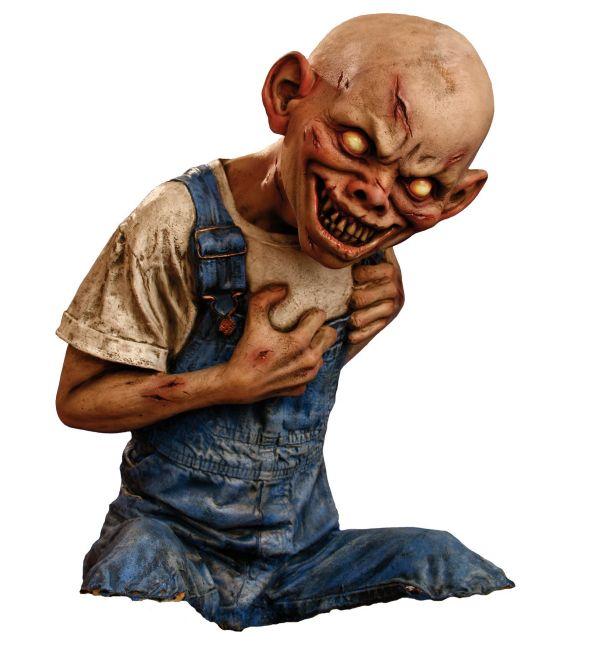 Demon Child Hex - Motion Activated Halloween Stuff Pinterest