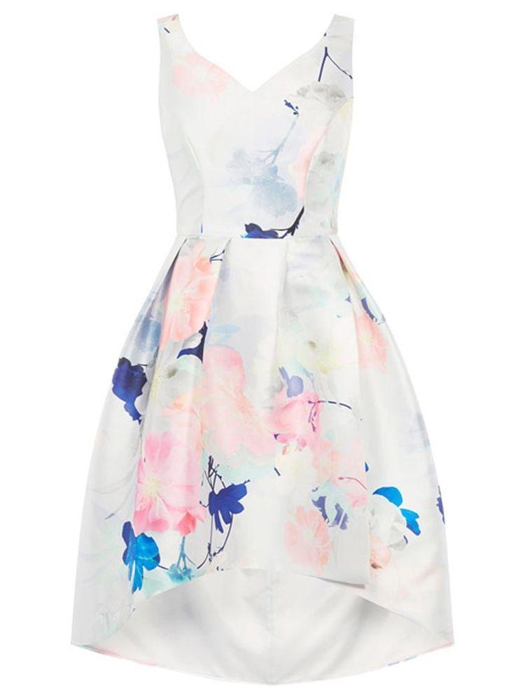 b711c5058c1893 BNWT Coast SIMONE FLORAL MIDI Full Skirt Party Evening Dress Size 18 169   fashion  clothing  shoes  accessories  womensclothing  dresses (ebay link)