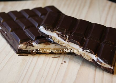 GIANT dark chocolate gimme s'more candy bar $17.00