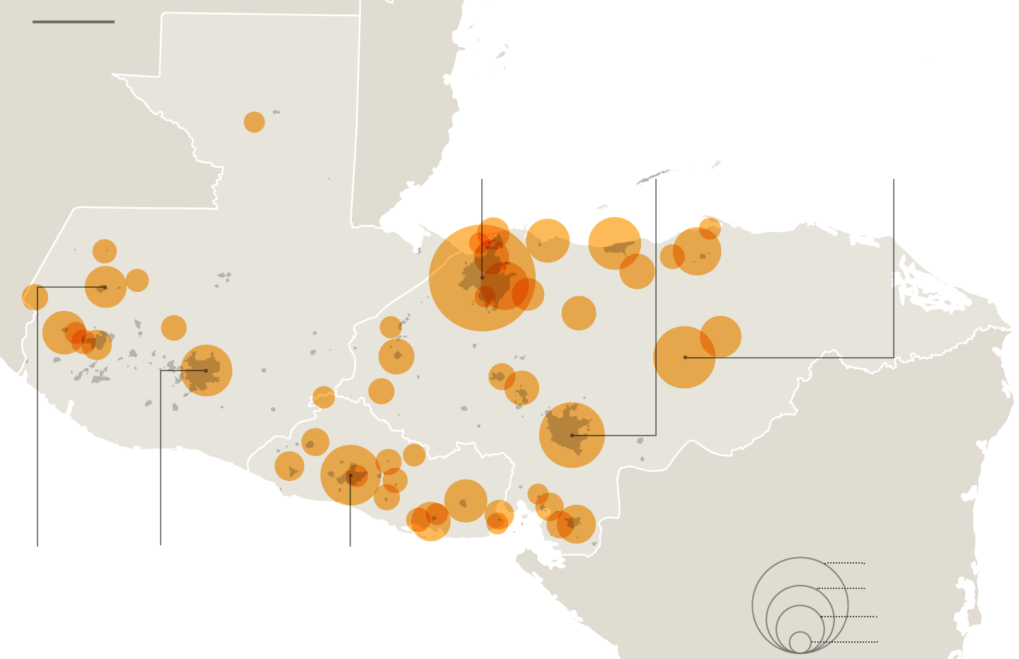 The Crisis With Children Crossing the Border - Facts amd figures - NYTimes.com