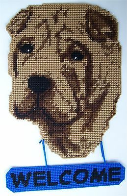 BOXER DOG CROSS STITCH KIT by florashell