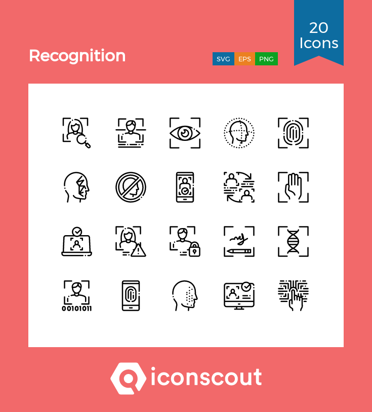 Download Recognition Icon Pack Available In Svg Png Eps Ai Icon Fonts Icon Set Vector Icon Icon Pack