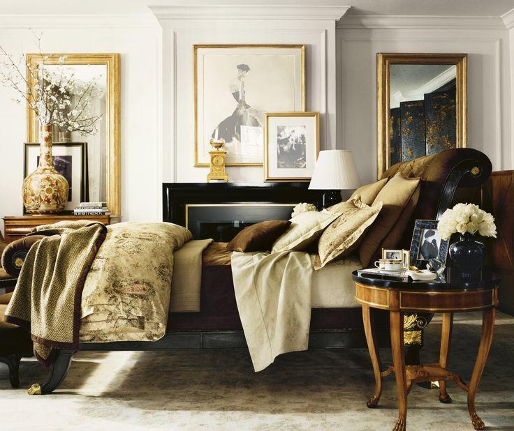 ralph lauren paint un blanc classique id al pour une. Black Bedroom Furniture Sets. Home Design Ideas