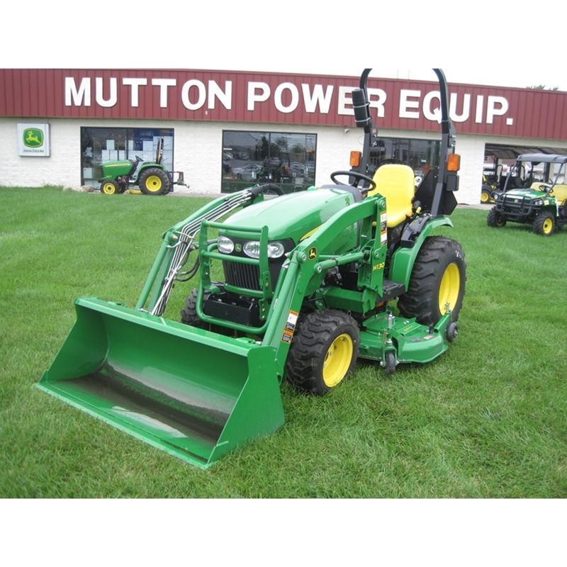Pin On John Deere 2000 Series Compact Utility Tractors