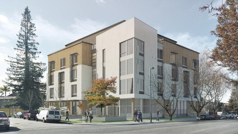Eagle Park Apartments Will Be A 67 Unit Community Which Will House Low Income Veterans And Households Earning Up T Affordable Housing Silicon Valley New Market