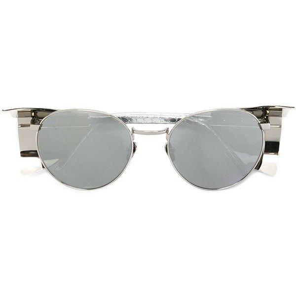 8ac1cf2e0f Linda Farrow round frame sunglasses ( 1
