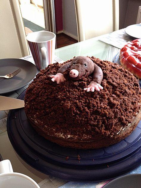 Maulwurfkuchen Rezept Kuchen Und Torten Kuchen Ohne Backen Und Backen