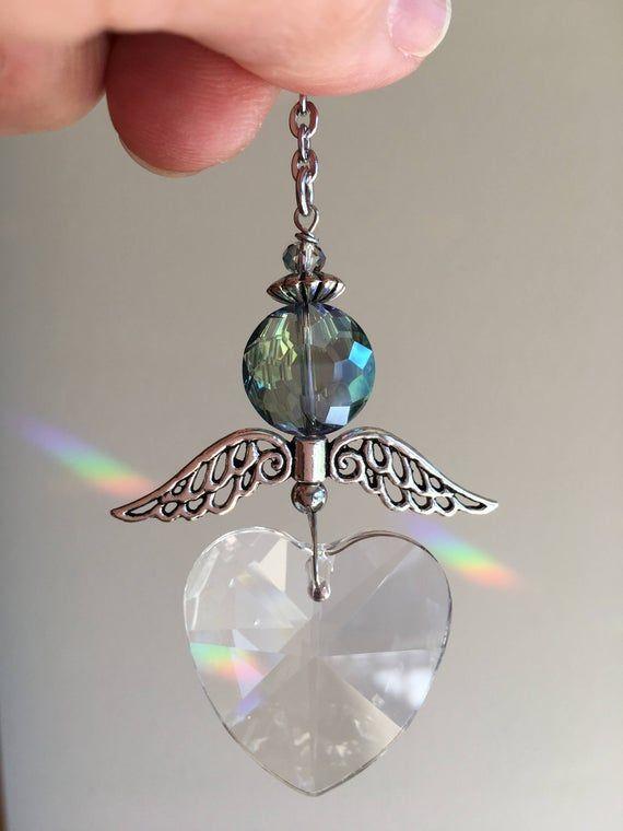 Metal perlas alas 20mm Antik plata perlas spacer ángeles bricolaje Ángel de la guarda