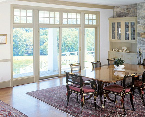 Love the doors hate the furniture and carpets. & plygem4 | Doors | Pinterest | Patio doors Farmhouse trim and Gems