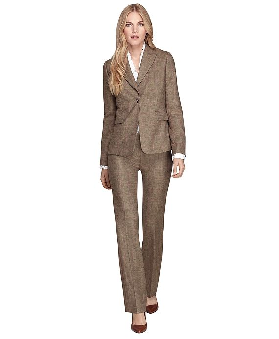 Def bought this Brooks Bros suit this weekend and I have no regrets.  I didn't think I'd like it, but it's classy, classic, and goes well with my wardrobe and skin tone.