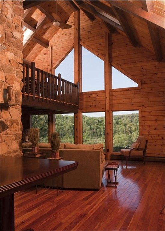 Eagles Mere House Rental: Log Home With Indoor Pool In Beautiful Central  Pennsylvania   HomeAway