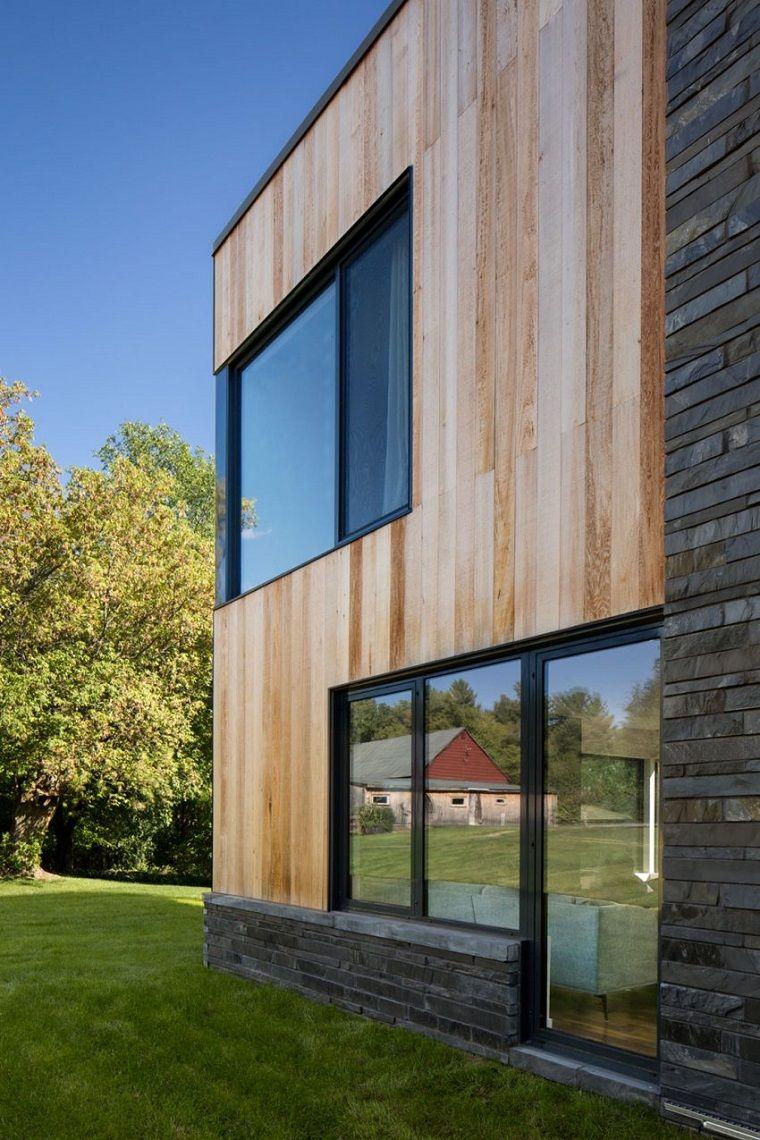 Häuser im zeitgenössischen Stil - ein Design von SIMARD Architektur ...
