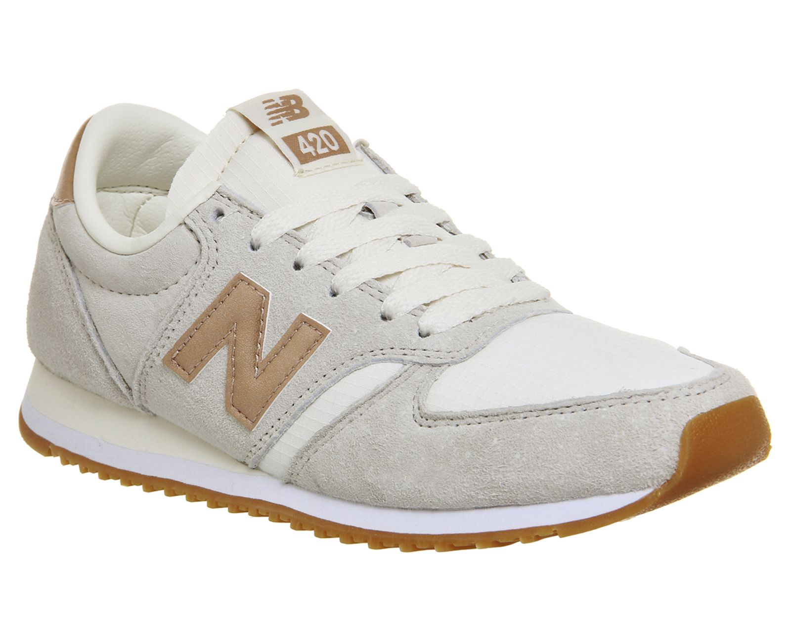 new balance 420 women white