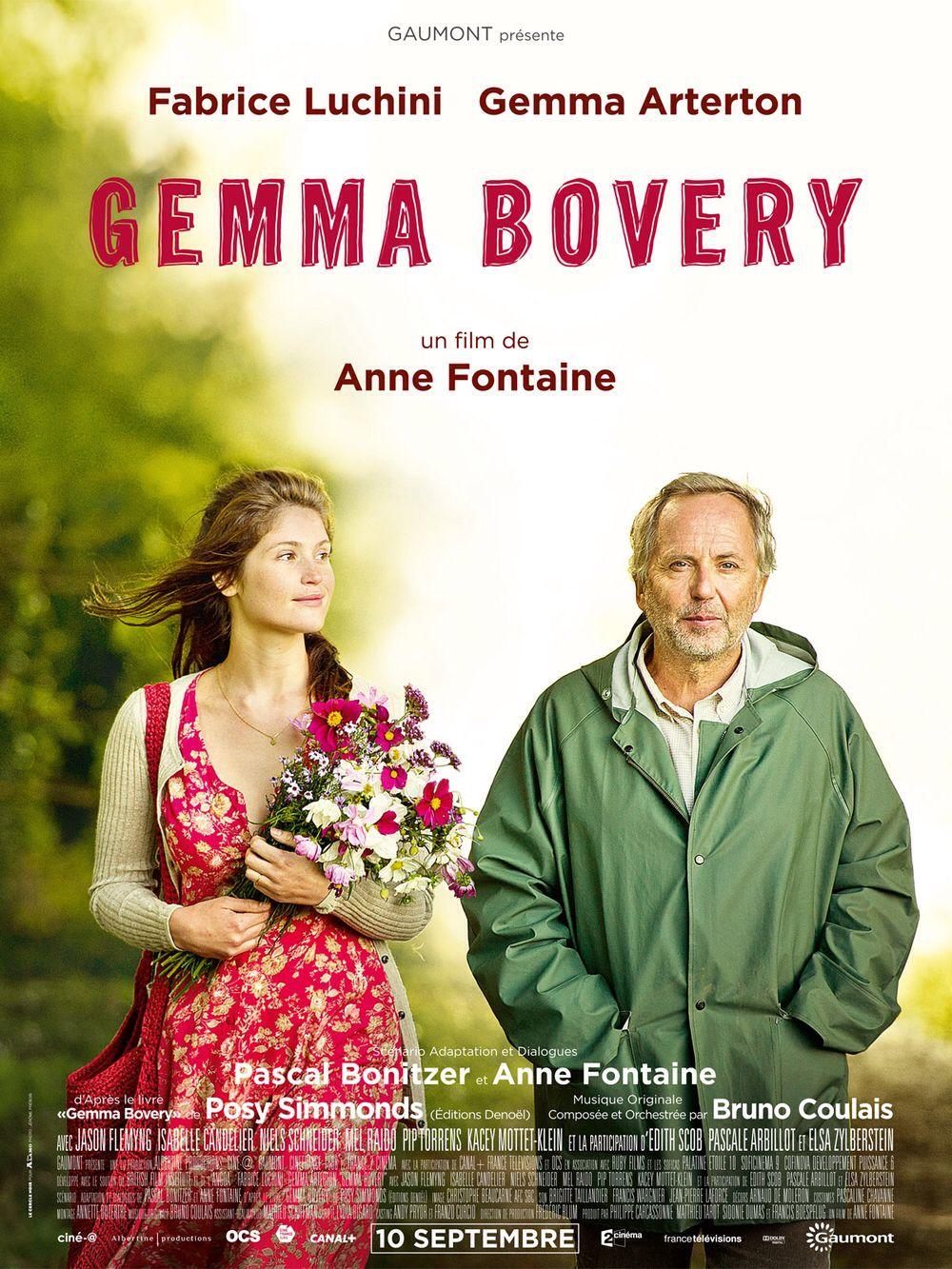 Gemma Bovery, un film d'Anne Fontaine (DVD) Film