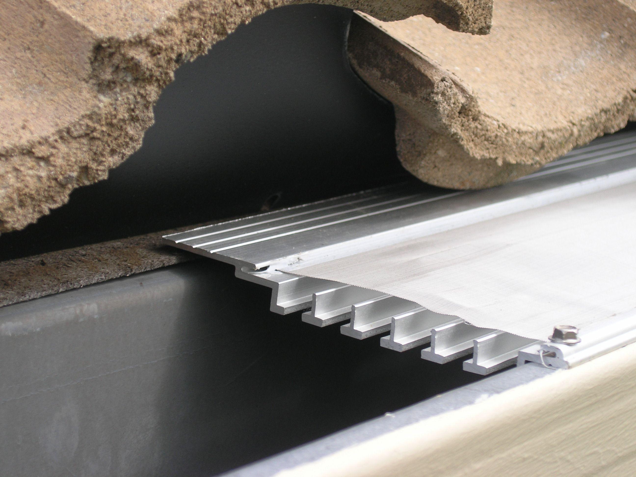 Ceramic Concrete Tile Roof Gutter Protection Concrete Tiles Cleaning Gutters