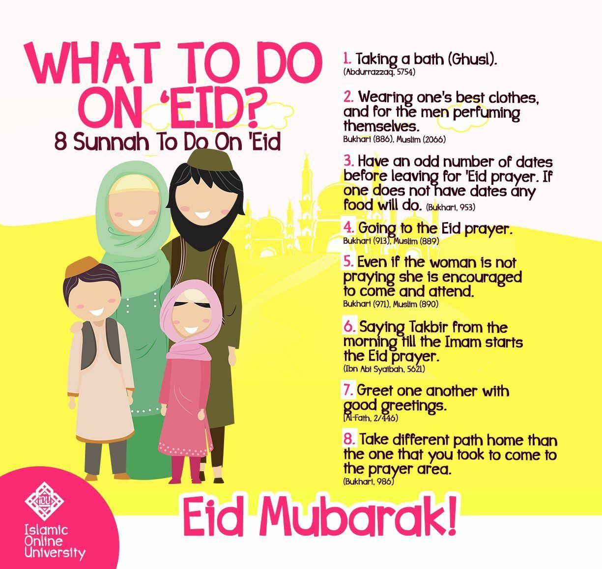 Pin By Rasheda Zaher On Ramadan Eid Card Template Eid Prayer Eid Cards