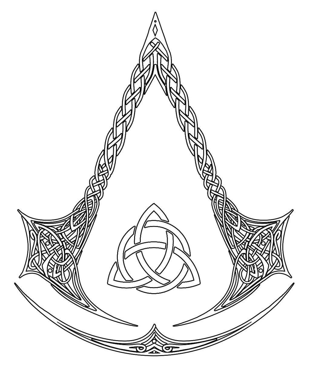 Assassin/'s Creed Unity Decal Sticker Bedroom Vinyl Kids Art Emblem