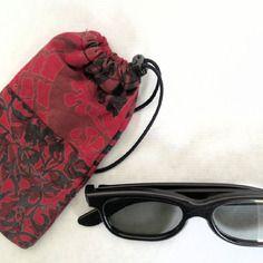 Étui à lunettes, étui téléphone, étui à lunettes bohème, étui lunettes  femme, 65d953da3b98