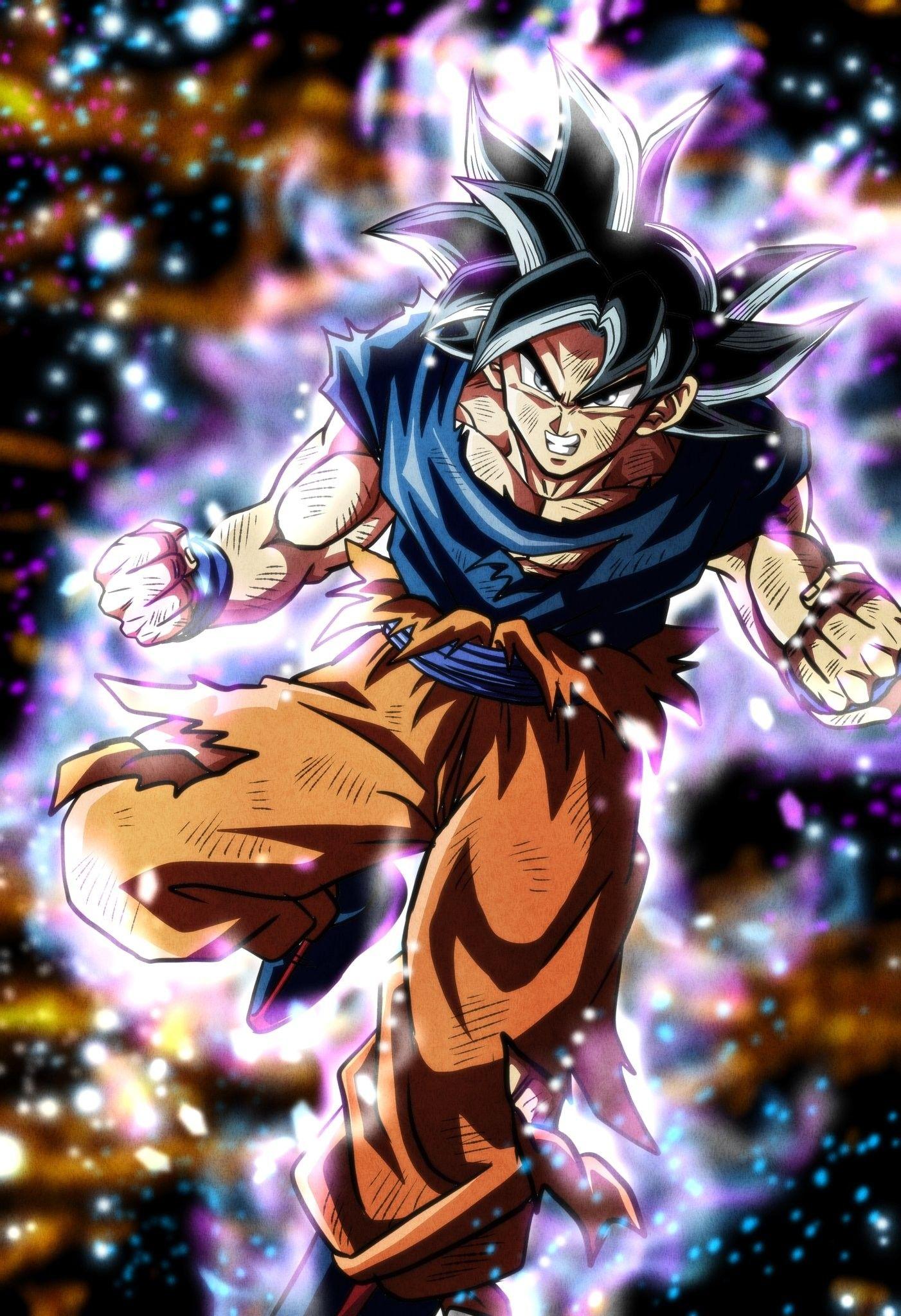 Goku Ultra Instinct By Akabeco Anime Dragon Ball Dragon Ball Super Goku Dragon Ball Super Wallpapers