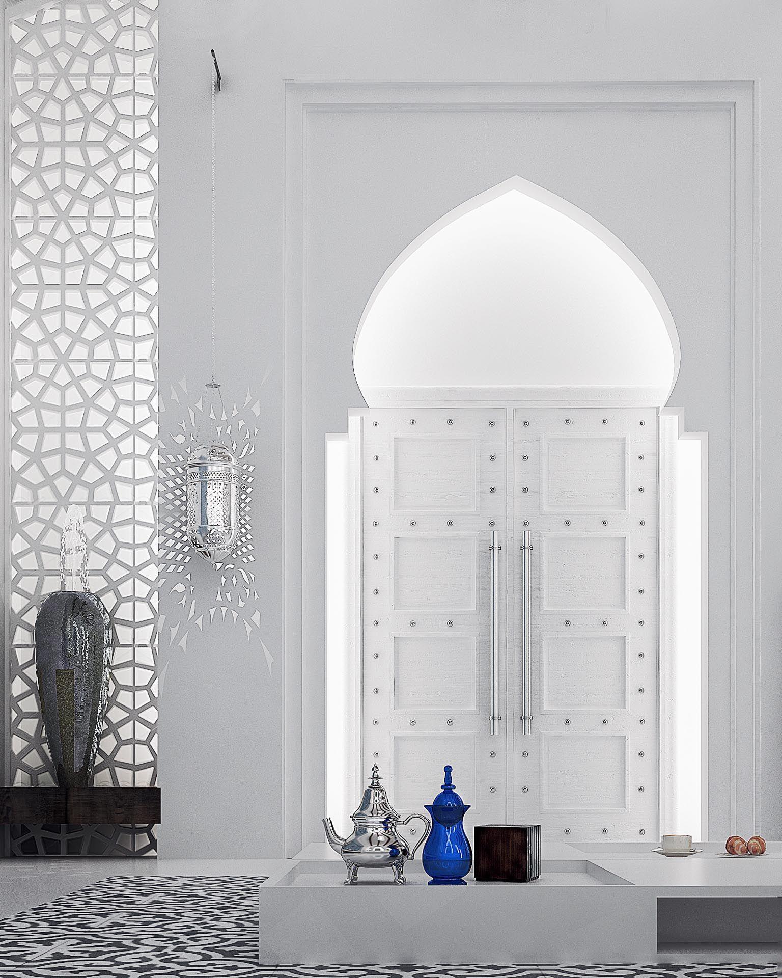 Esta villa marroquí debería ganar un premio por su hermoso diseño de ...