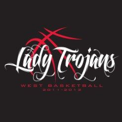 Black Lady Basketball Tee Shirt Design