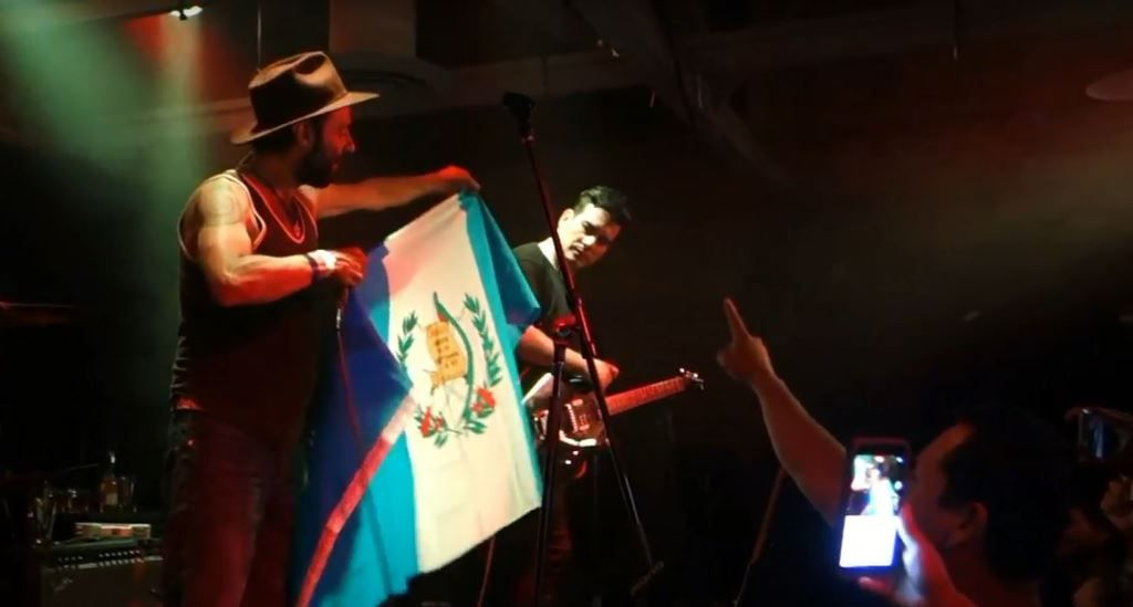 Resultado de imagen para conciertos de rock guatemala