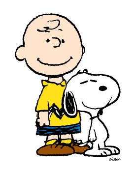 Charlie Brown I read where someone said If a man has the love