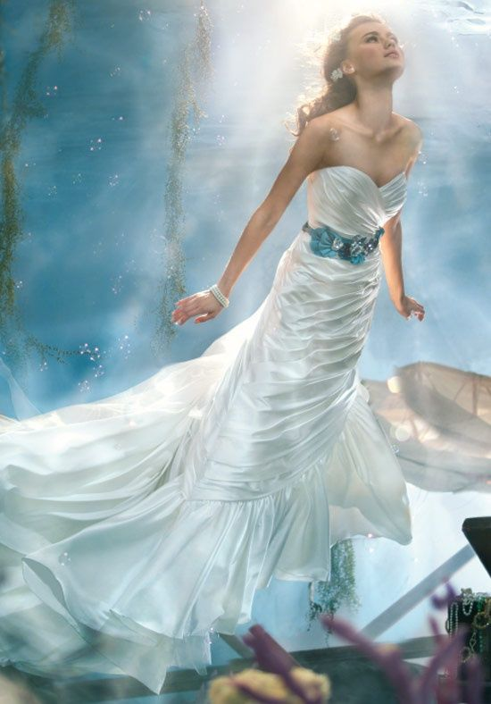 Disney Fairy Tale Wedding Dresses By Alfred Angelo | Disney Weddings ...