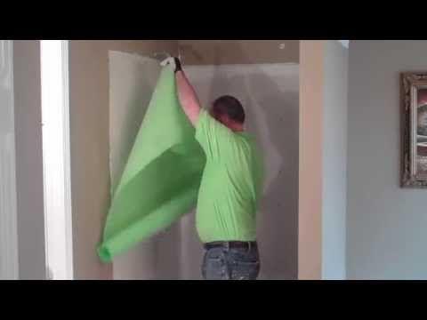 trugard shower waterproofing wall membrane installation
