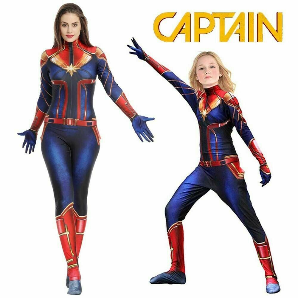 Pin On Cosplay Costumes Diy captain marvel costume that only takes a couple days and roughly $23 to make. pinterest