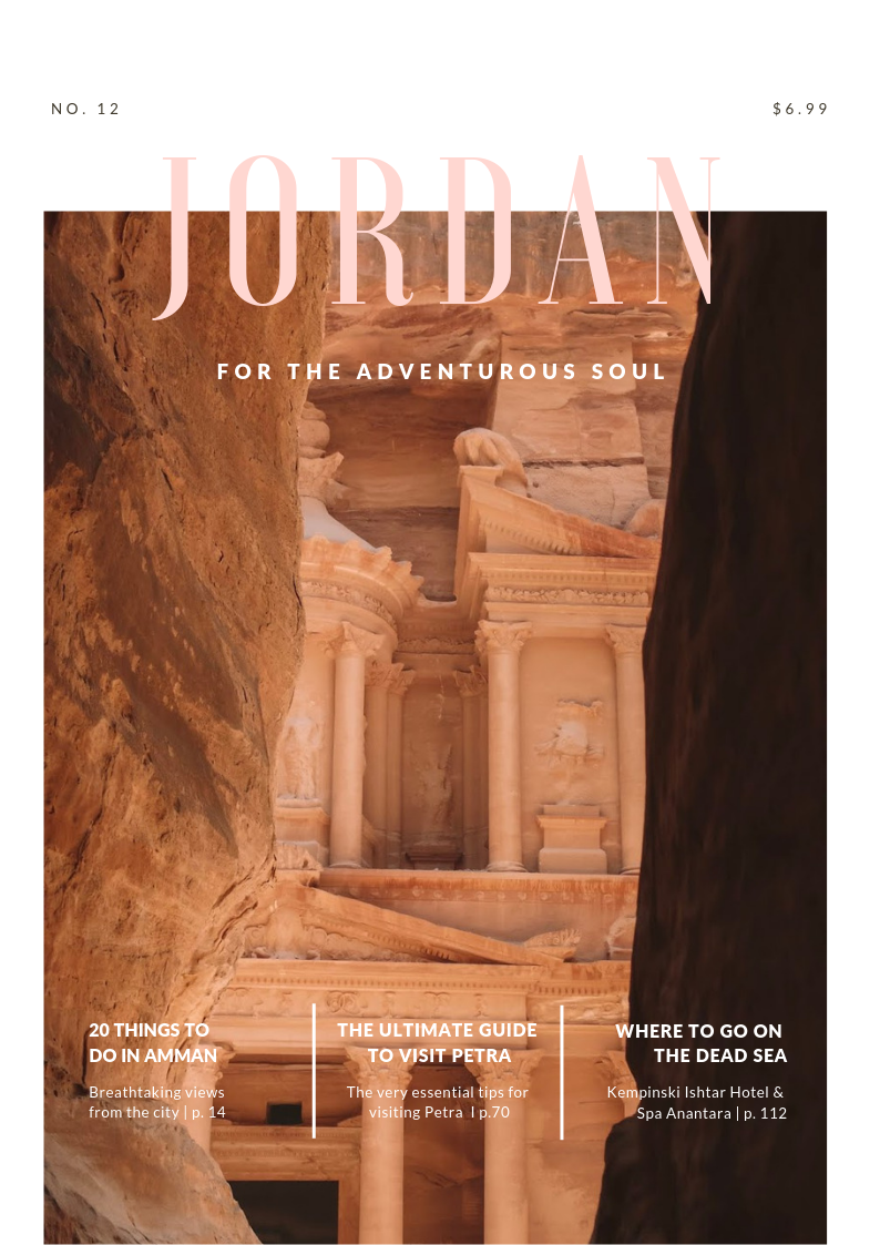 Jordan travel guide #traveltojordan