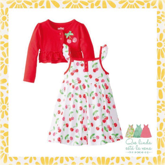 #lola1  Que linda esta la nena Vestido bebés Mud Pie